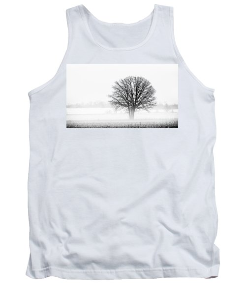 Tank Top featuring the photograph One... by Nina Stavlund