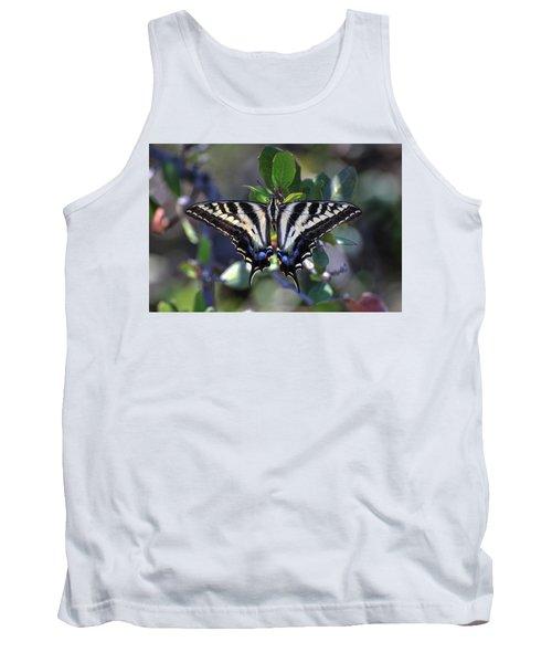 Pale Swallowtail Tank Top