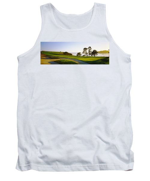 Pebble Beach Golf Course, Pebble Beach Tank Top