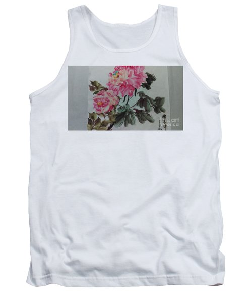 Peoney20161229_6 Tank Top