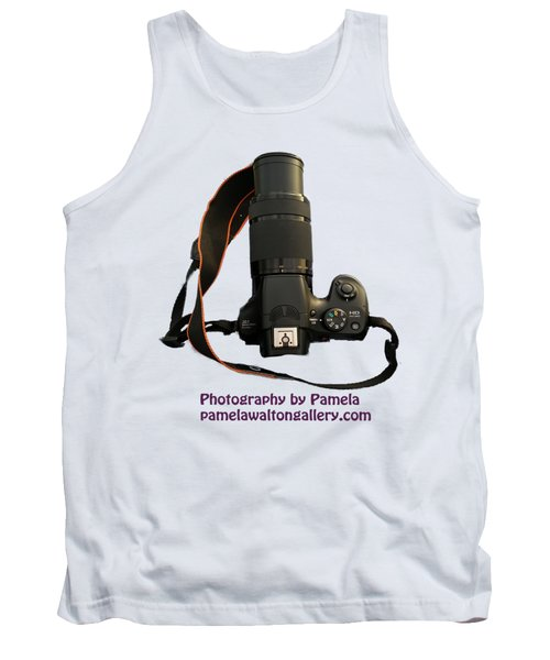 Photography By Pamela Tank Top
