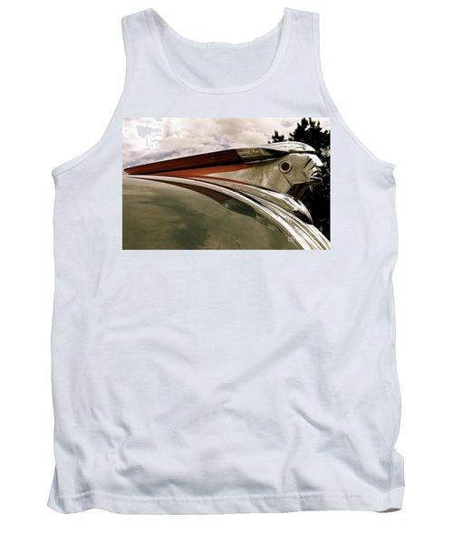 Pontiac Ornament  Tank Top