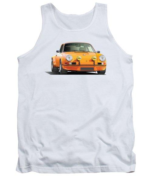 Porsche 911 Rs Tank Top