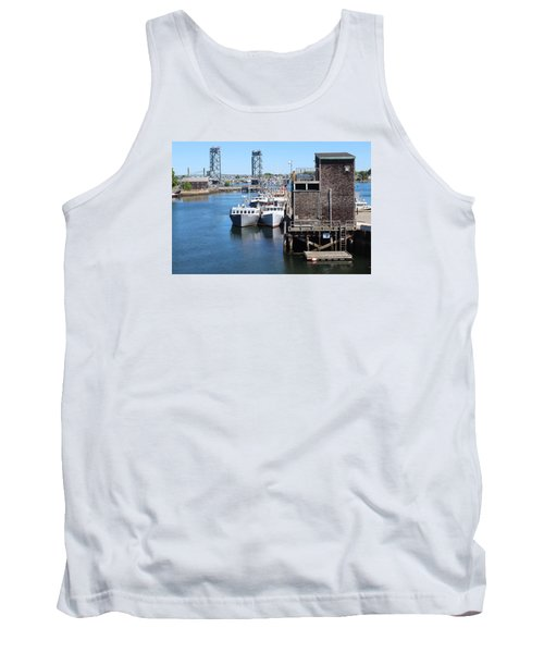 Portsmouth Nh  Tank Top