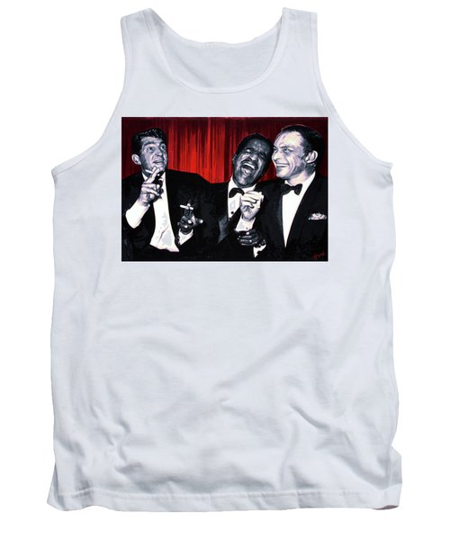 Rat Pack Tank Top