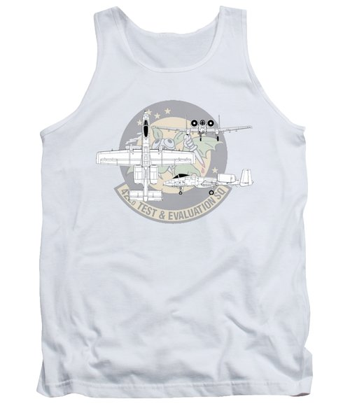 Republic A-10 Thunderbolt II Tank Top