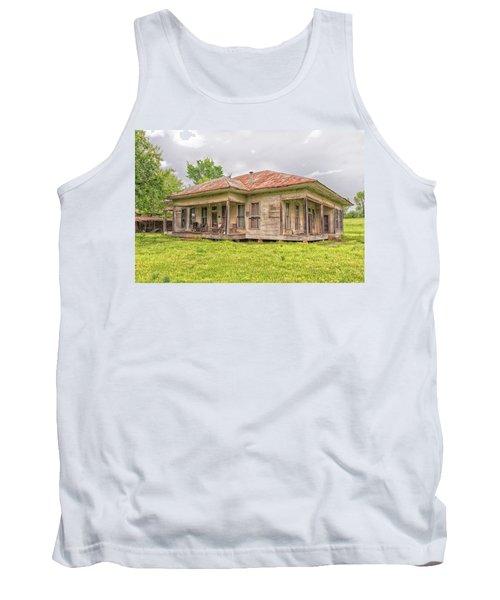 Arkansas Roadside House Tank Top
