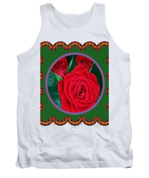 Rose Flower Floral Posters Photography And Graphic Fusion Art Navinjoshi Fineartamerica Pixels Tank Top