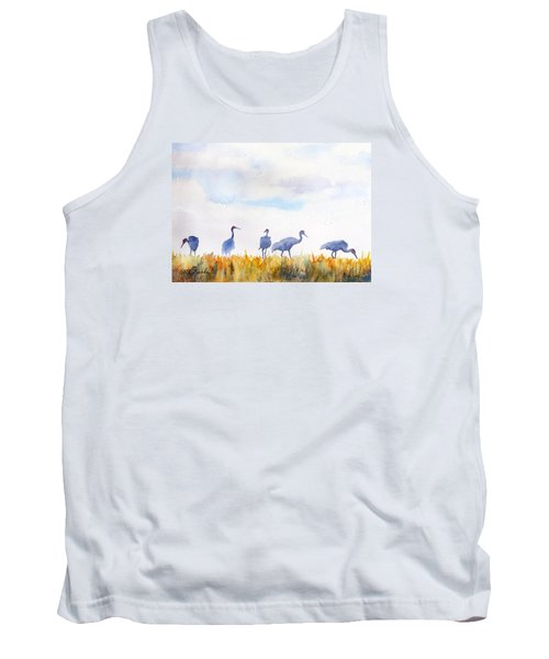 Sandhill Skyline Tank Top