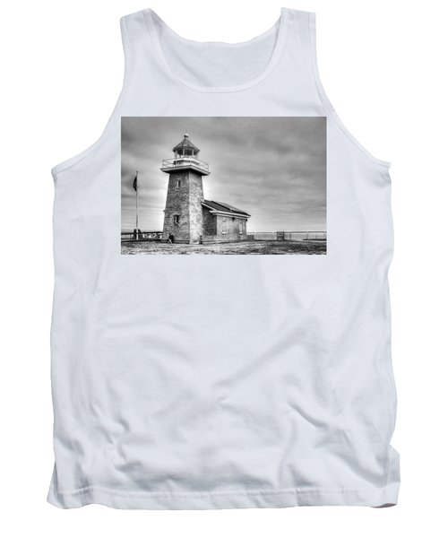 Santa Cruz Lighthouse Tank Top