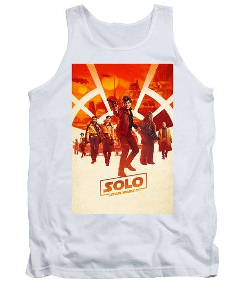Solo A Star Wars Story - 2018 Tank Top