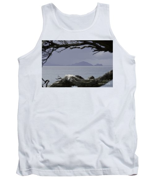 Tank Top featuring the photograph Somewhere Around Whangarei, New Zealand by Yurix Sardinelly