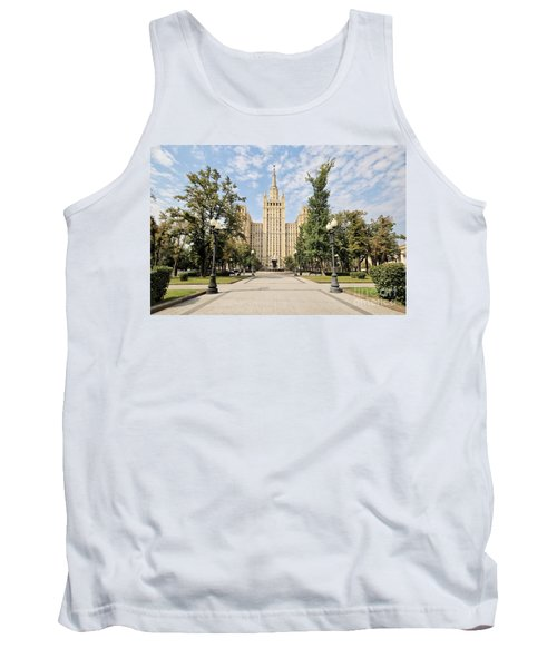 Kudrinskaya Square Tank Top