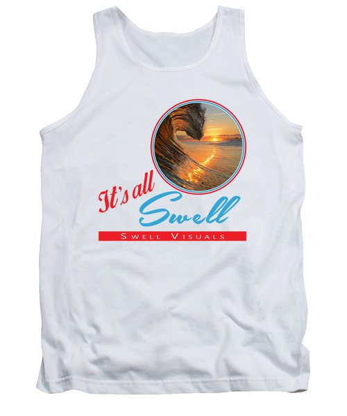Stay Swell Design  Tank Top
