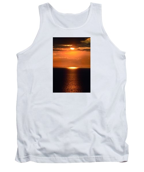 Sun Down Tank Top by Terence Davis