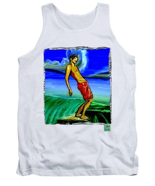 Surf Art Tank Top