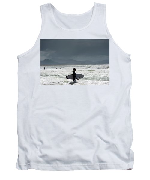 Surfing At  Tank Top