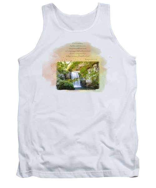 The Accounting Tank Top by Larry Bishop