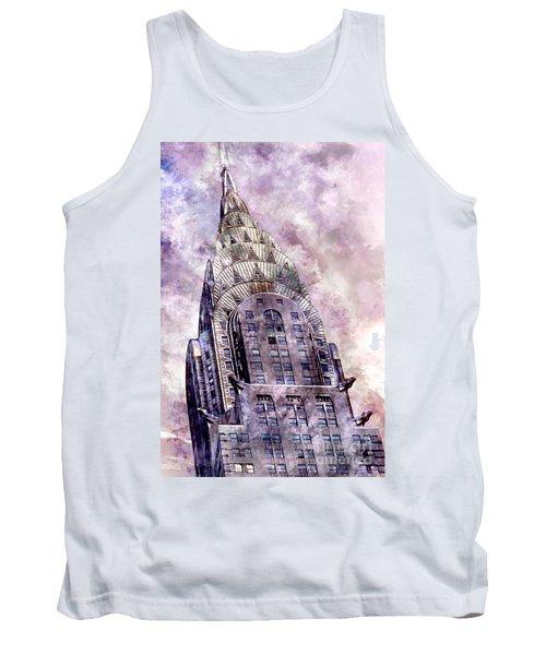 The Chrysler Building Tank Top