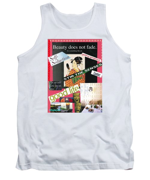 The Essence Of Beauty Tank Top