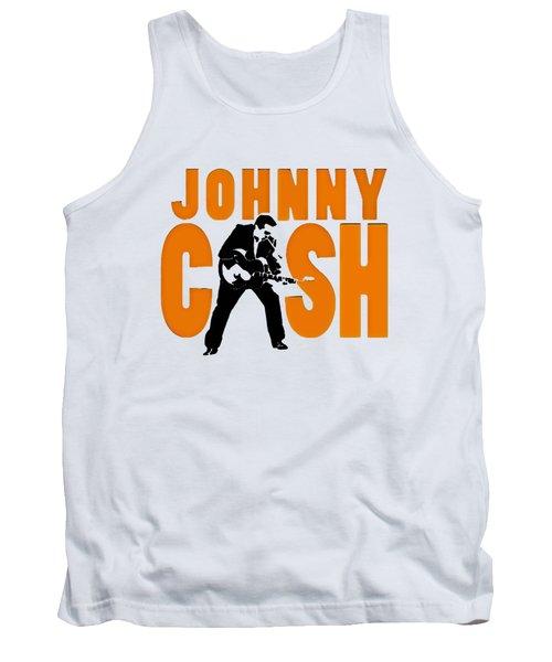 The Fabulous Johnny Cash Tank Top