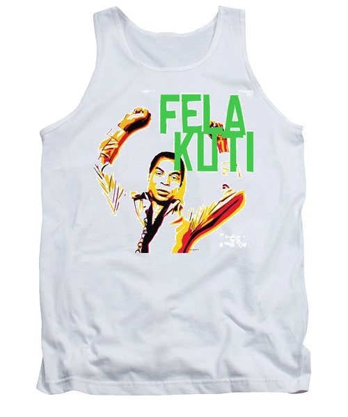 The First Black President Tank Top