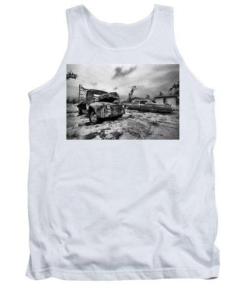 The Last Tow Tank Top
