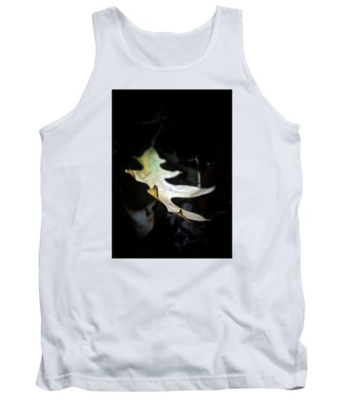 The Leaf Tank Top by Tim Good