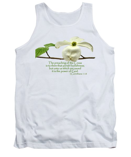 The Truth Tank Top by Larry Bishop