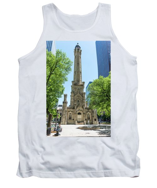 The Water Tower Tank Top