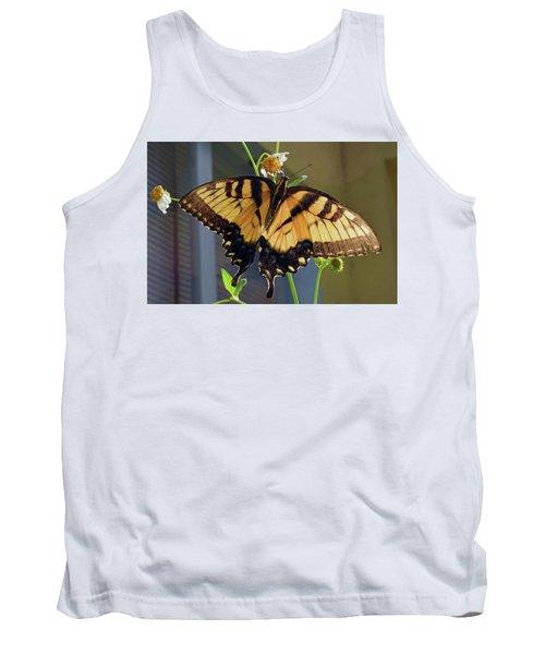 Tiger Swallowtail Tank Top