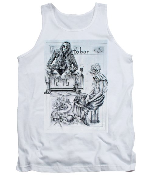 Time Between Women Tank Top