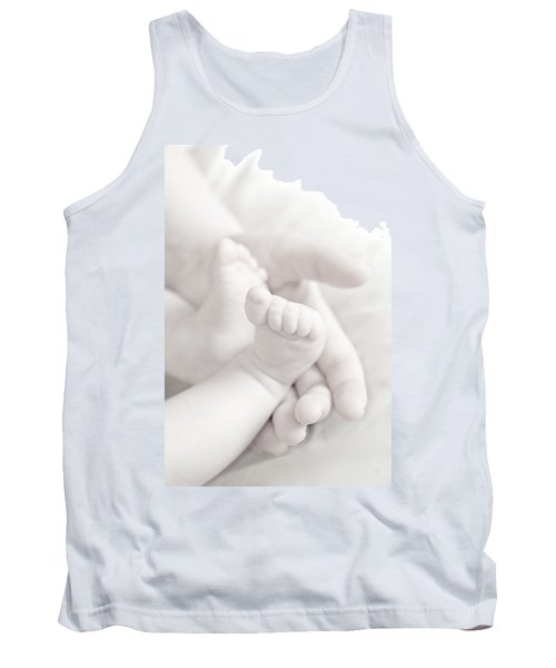 Tiny Feet Tank Top