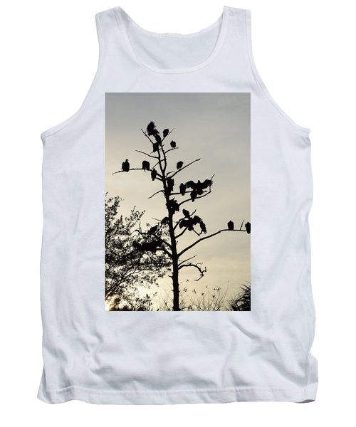 Tree For The Hungry Tank Top