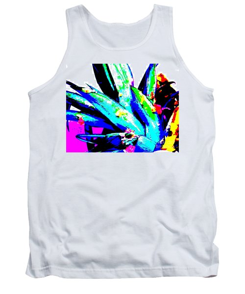 Tropical Tank Top by Tim Townsend