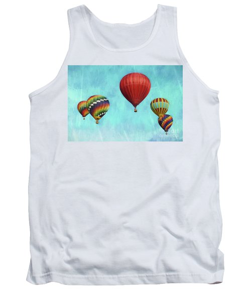 Tank Top featuring the photograph Up Up And Away 2 by Benanne Stiens