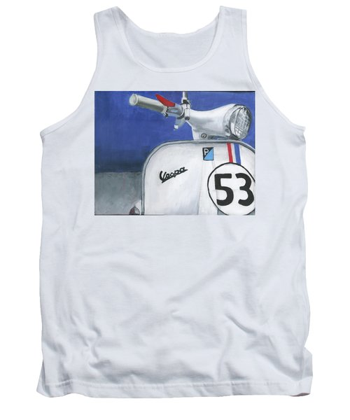 Vespa 53 Tank Top