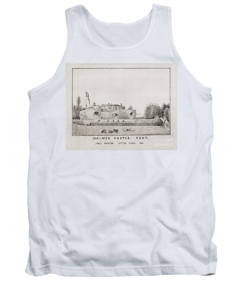 Walmer Castle Kent Tank Top