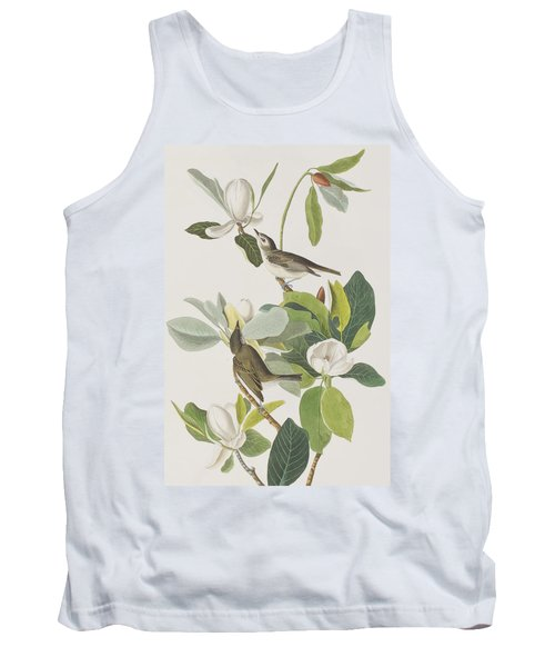 Warbling Flycatcher Tank Top