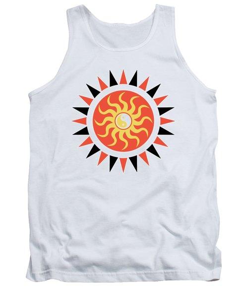 Yin Yang Sunshine Tank Top