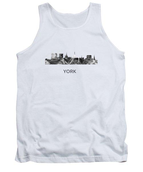 York Skyline England Tank Top