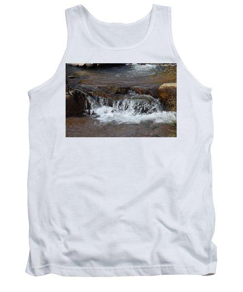 Waterfall Westcliffe Co Tank Top