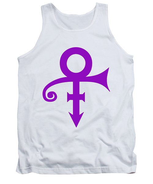Prince Tribute Tank Top by Marvin Blaine