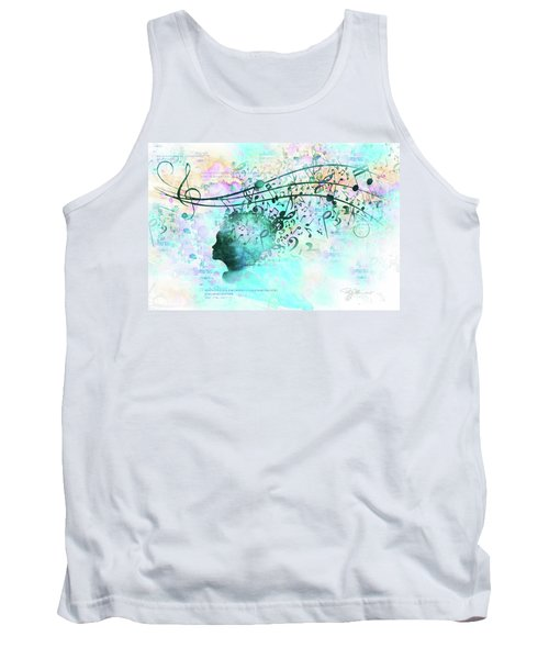 10846 Melodic Dreams Tank Top