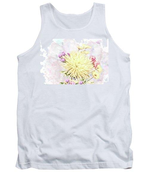 10865 Spring Bouquet Tank Top