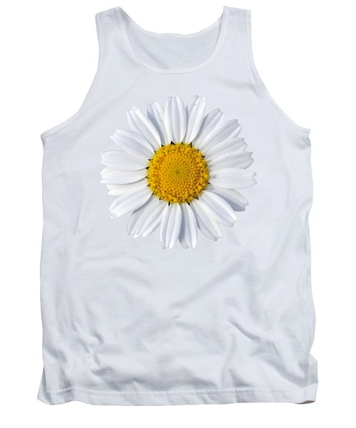 Tank Top featuring the photograph Daisy by George Atsametakis