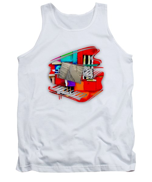 Piano Collection Tank Top