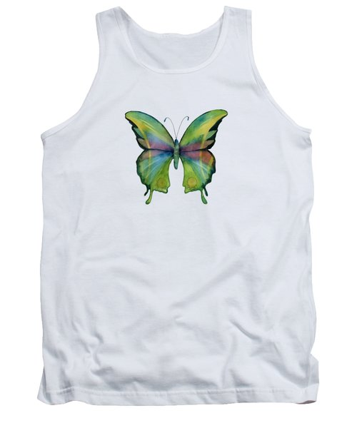 11 Prism Butterfly Tank Top