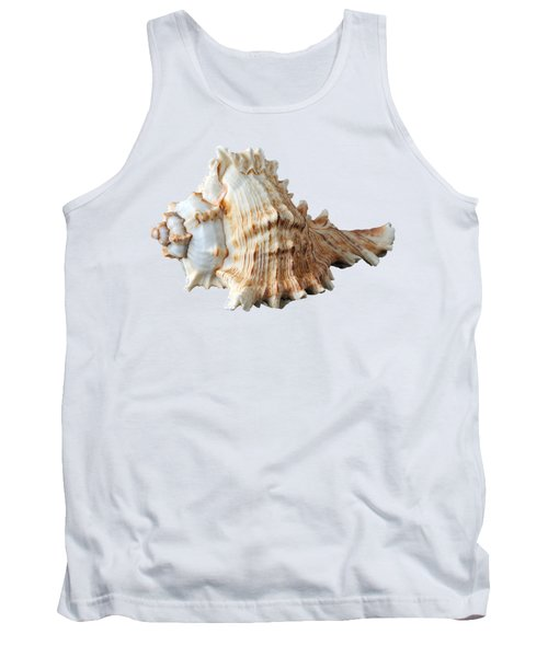 Tank Top featuring the photograph Sea Shell by George Atsametakis