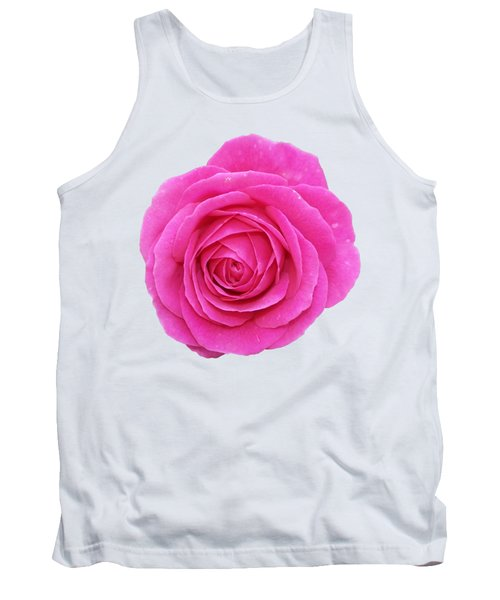 Tank Top featuring the photograph Rose by George Atsametakis